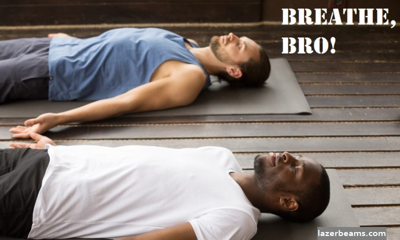 Pilates-Breathing: Bomb-Shelter Tested Stress Reliever