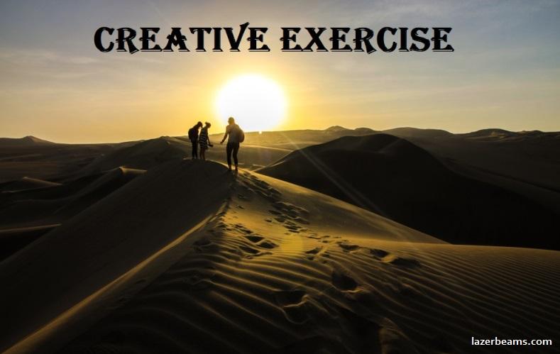 Creative Exercise: Breaking Exercise Phobia