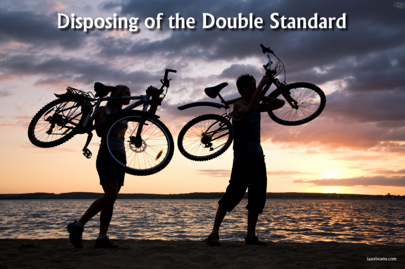 Disposing of the Double Standard
