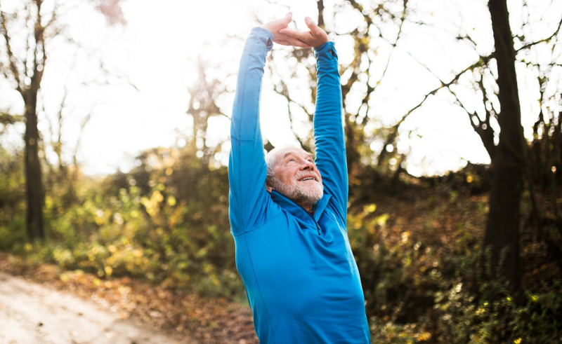 Tips for Senior Fitness – Who Says that 72 is Old?